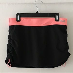 Fila athletic skort